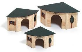 مدل خانه فانتزی برای خوکچه هندی